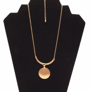 Lia Sophia short necklace of gold